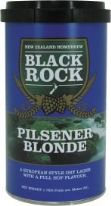 Black Rock Pilsner Blonder 1.7 Kg Beer Kit